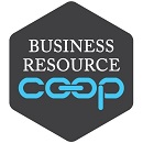 Business Resource Coop Mobile Logo