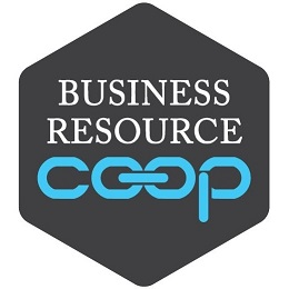 Business Resource Coop Retina Logo